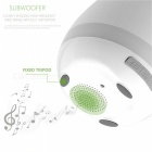 BLCR Wireless Bluetooth Music Flowerpot Speaker -White (without Plant)