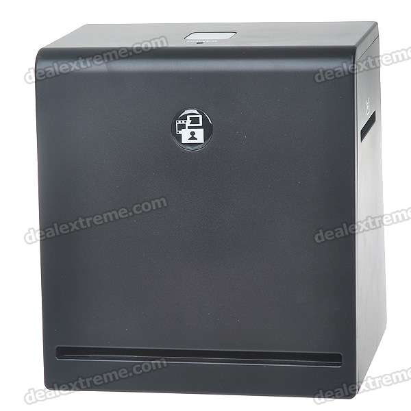 5.0 Mega Pixels CMOS USB Photo/Film/Business Card Combo Scanner