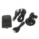 "2.5"" TFT LCD 1/4 CMOS 300K Pixel Vehicle Mount Video Recorder/Camcorder w/ SD/MMC Slot (120 Degree)"