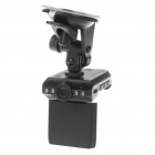 "2.5"" TFT LCD CMOS 1.3M Pixel Vehicle Mount Video Recorder/Camcorder w/ Night Vision/HDMI/SD/MMC Slot"