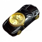 ZHAOYAO Car Shaped USB Cigarette Lighter Watch - Black