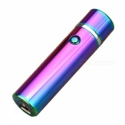 ZHAOYAO Double Arc USB Charging Windproof Cigarette Lighter - Colorful