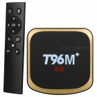 BLCR T96M+ 4K Wi-Fi Android 6.0 Smart TV Player with 3GB RAM, 32GB ROM