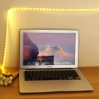 YouOKLight 1m Dimmable 3W USB Touch Sensor Warm White LED Strip Lamp