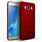 Naxtop PC Hard Protective Back Case for Samsung Galaxy J5 (2016) - Red