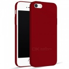 Naxtop PC Hard Protective Back Case for IPHONE SE, 5S. 5C, 5 - Red