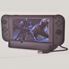 KJH-SWITCH-012 Charging Stand for Switch Console - Black