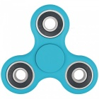 OJADE Fidget Toy Hand Spinner with Blue Luminous Light - Blue