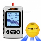 LUCKY FFW718LA Wireless Portable Underwater 45m Sonar Fish Finder