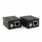 60m VGA to RJ45 Signal Extender Transmitter and Receiver