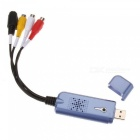 Convertidor USB 2.0 Audio Video Grabber Capture Adapter