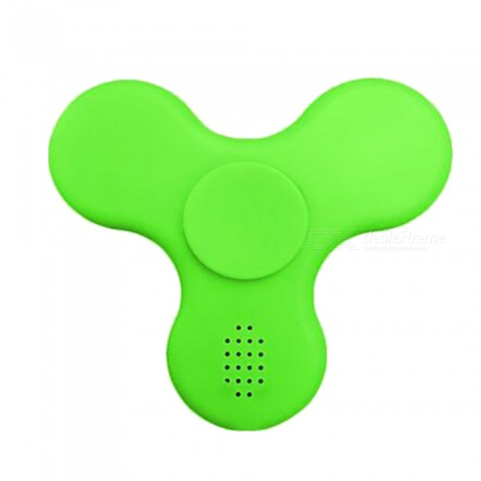ZHAOYAO LED Bluetooth locuteur main hurluberlu-Vert