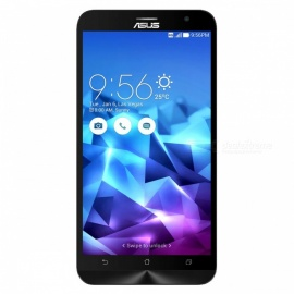 Asus ZE551ML Zenfone 2 Deluxe Dual Sim Phone with 4GB, 16GB - White