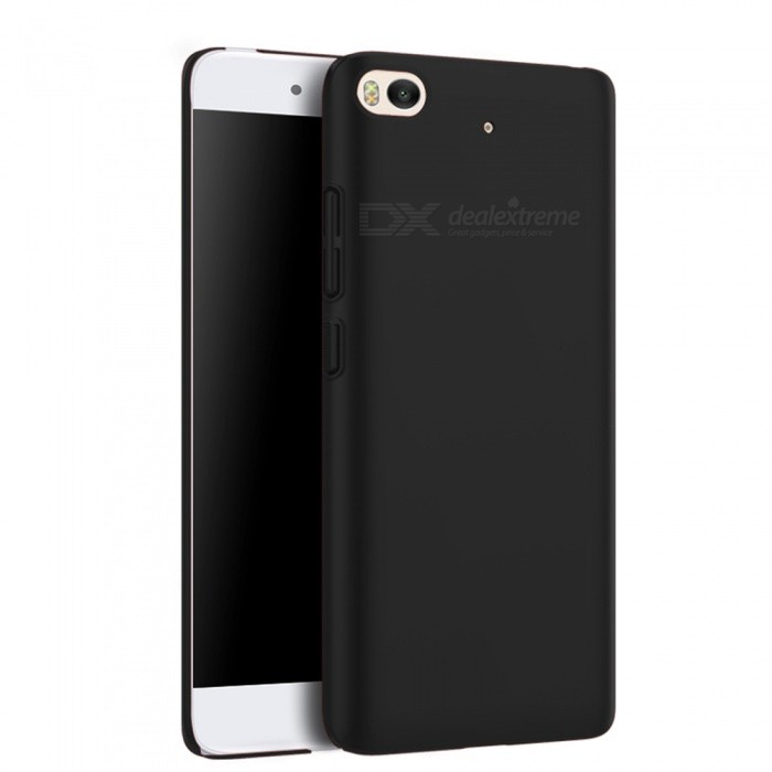 Naxtop PC Hard Protective Back Case for Xiaomi Mi 5S - Black
