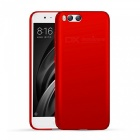 Naxtop PC Hard Protective Back Case for Xiaomi Mi 6 - Red