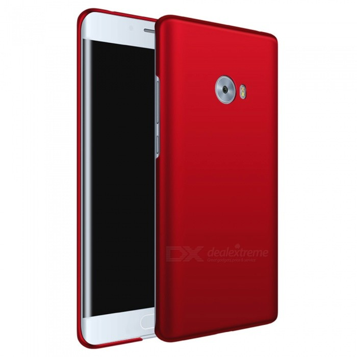 Naxtop PC Hard Protective Back Case for Xiaomi Mi Note 2 - Red