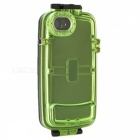KELIMA IPX8 Waterproof Case for Apple iPhone 6 7Plus - Green