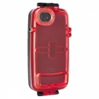 KELIMA IPX8 Waterproof Case for Apple iPhone 6 7Plus - Red