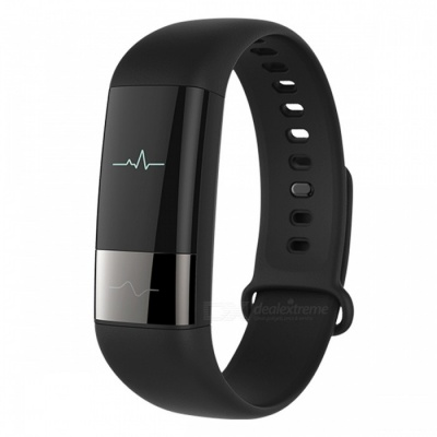 Xiaomi Amazfit Smart Bracelet with Heart Rate Monitor - Grey