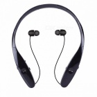 Eastor HBS-900 Wireless Bluetooth Sports Neckband Earphone - Black