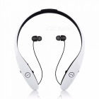 Eastor HBS-900 Wireless Bluetooth Sports Neckband Earphone - White