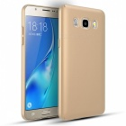 Naxtop PC Hard Protective Back Case for Samsung J5 (2016) - Golden