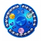 Dayspirit 21-Bead Finger Stress Relief Gyro Spinner Toy - Blue