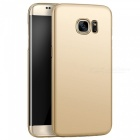 Naxtop PC Hard Protective Back Case for Samsung Galaxy S7 Edge -Golden