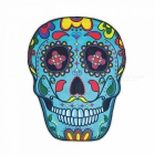 Fragrance 3D Print Skull Head Pattern Echarpe de plage Sunscreen Shawl