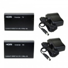 Extend 1080 Full HD HDMI Signal to 60 Meters Through a Cat-6A/6 Cable