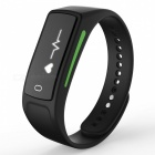 Smart Bracelet With Memory Multiple Sports Modes Health Tracker -Black