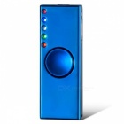 ZHAOYAO USB Rechargeable Windproof Lighter, Hand Spinner - Blue