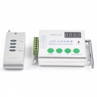 BRG 4-Key Wireless LED osvětlovací lišty Dream Color Color Dimmer Controller