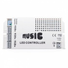 BRG Lights Dansad Musik LED Dimmer Controller - Vit