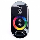 BRG Gt666 Touch Iron Dimmer Controller for RGB LED Lighings - Black