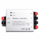 BRG  Universal RF Remote Control Dimmer 4key LED Switch - Silver