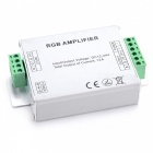 BRG 144W RF RGB LED Controller Amplifier Dimmer Controller - Silver