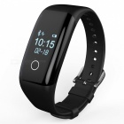 V6S 0.66 inch Screen Smart Bracelet Watch Multiple Sports Modes -Black
