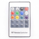BRG RF RGB LED Controller Manual RF Led Dimmer Controller - Silver