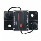 IZTOSS F433-200A Auto Manual Reset Band Switch Break Protector - Black