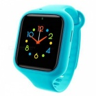 Xiaomi Smart Digital Silicone Band Phone Watch - Blue