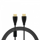 Cwxuan HD 1080p HDMI V1.4 Male to Male Connection Cable - Black (10m)