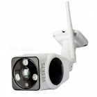VESKYS Outdoor Waterproof 2.0MP Panoramic Fisheye IP Camera (US Plugs)