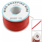 305m 30AWG OK Winding Wire - Red (Roll)
