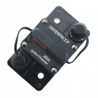 IZTOSS F433-250A 250A Car Manual Reset Band Switch Cut-off Protector