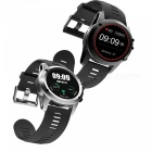 H1 IP68 étanche Wifi Bluetooth Smart Watch avec 512 Mo, 4 Go - Noir