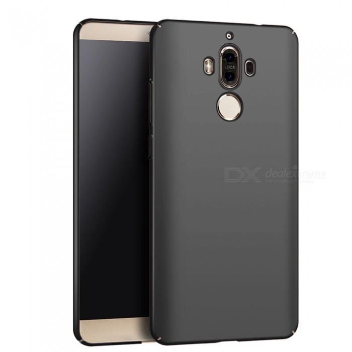 Naxtop PC Hard Protective Back Case for Huawei Mate 9 - Black