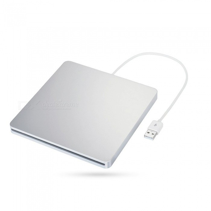 Miimall Slim External Slot DVD VCD CD RW Drive Burner Superdriver