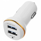 BSTUO LZ-311 Dual USB 5V 3.1A Fast Charging Charger - White