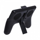 Universal Mobile Phone Cooler Fan Radiator with Game Pad Clamp Clip